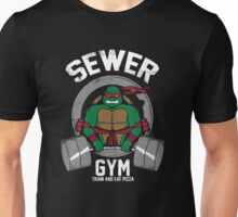 Sewer Gym Unisex T-Shirt