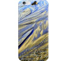 Beach Stream Abstract iPhone Case/Skin