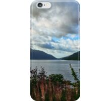 No Monster In Sight  iPhone Case/Skin