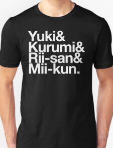 School Living Club x Helvetica T-Shirt