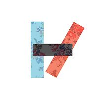 Twenty One Pilots Symbol Floral Print by mchannahbanana