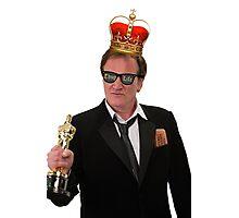 Quentin Tarantino Thug King Photographic Print