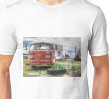 antique kansas tow truck Unisex T-Shirt