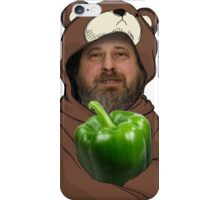 Richard Stallman GIMP iPhone Case/Skin