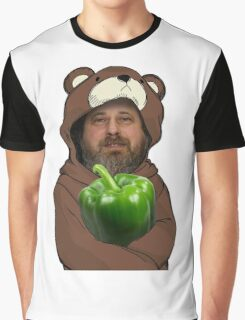 Richard Stallman GIMP Graphic T-Shirt