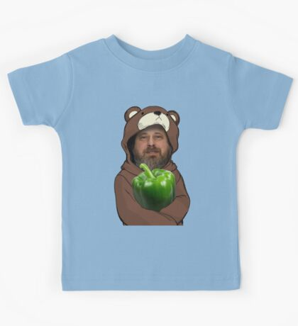 Richard Stallman GIMP Kids Tee