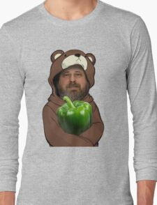 Richard Stallman GIMP Long Sleeve T-Shirt