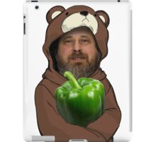 Richard Stallman GIMP iPad Case/Skin