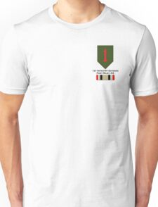 1st Infantry Iraq Campaign Unisex T-Shirt