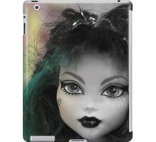 Colors Of A Doll iPad Case/Skin