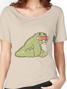 Deviljho Snack Women's Relaxed Fit T-Shirt