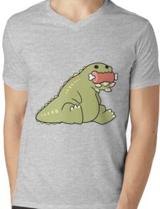 Deviljho Snack Mens V-Neck T-Shirt