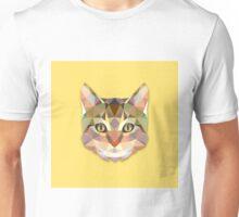 simple cat Unisex T-Shirt