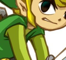 Link from Zelda Sticker