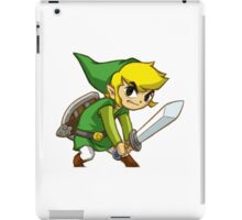 Link from Zelda iPad Case/Skin