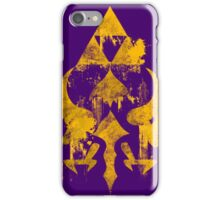 Skyward Symbol - Purple BG iPhone Case/Skin