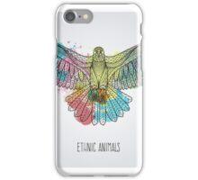 Eagle bird iPhone Case/Skin