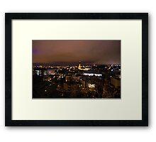 Artistic Night Framed Print