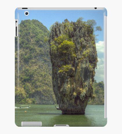 James Bond island Thailand iPad Case/Skin