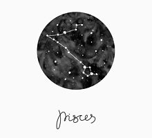illustration with constellation Pisces Unisex T-Shirt
