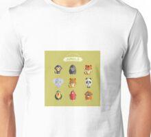 jungle animals Unisex T-Shirt