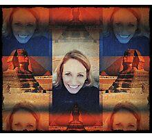 sphinx like Photographic Print