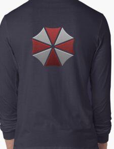 Umbrella Corporation Logo Long Sleeve T-Shirt