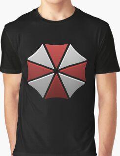 Umbrella Corporation Logo Graphic T-Shirt