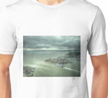 Setting sail for the storm Unisex T-Shirt