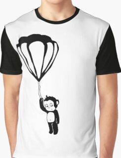 flying monkey Graphic T-Shirt