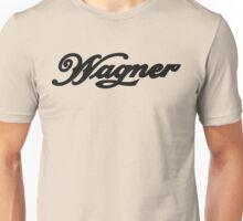 Vintage logo Wagner motorcycles Unisex T-Shirt
