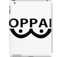 Oppai - One Punch Man  iPad Case/Skin