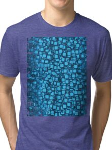 Cubic phone case part 2 Tri-blend T-Shirt