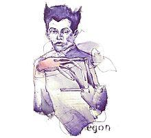 EGON! Photographic Print