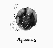 Illustration with constellation Aquarius. Unisex T-Shirt