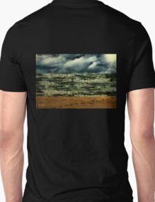 Winter Whitecaps Unisex T-Shirt