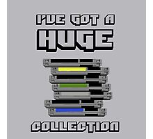 Huge Collection Photographic Print