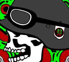 Live Fast Die Hard Sticker