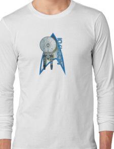 Star Trek NCC1701 Long Sleeve T-Shirt