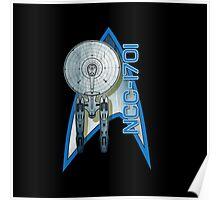 Star Trek NCC1701 Poster