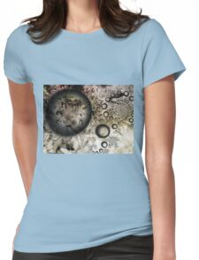 Dust Galaxy Womens Fitted T-Shirt
