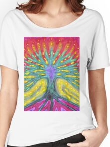 Water Tree Women's Relaxed Fit T-Shirt
