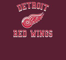 Red wings Detroit hockey sport Unisex T-Shirt