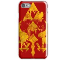 Skyward Symbol - Red BG iPhone Case/Skin
