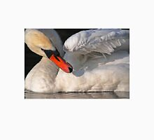Mute Swan Close Up Unisex T-Shirt