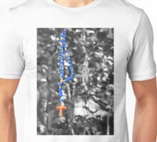Rosary beads (selective colour) Unisex T-Shirt