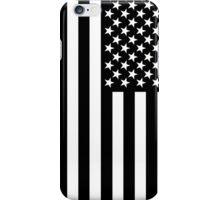 The black flag  iPhone Case/Skin