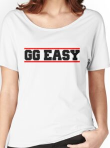 GG EASY Women's Relaxed Fit T-Shirt