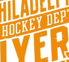 Philadelphia Flyers Hockey 1967 Sticker