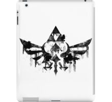 Skyward Symbol - Black iPad Case/Skin